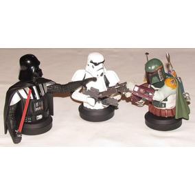 3 Bustos Star Wars Planeta De Agostini