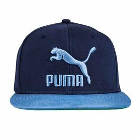 Gorra Puma Ls Colourblock Snapback Peacoat Unitalla Adulto c55b11e1ef8