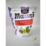 Alimento Mazuri Para Pericos, Ninfa, Australianos, Agaporni