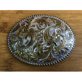 Cinturones Vaqueros De Plata en Mercado Libre México 19dfbe205785