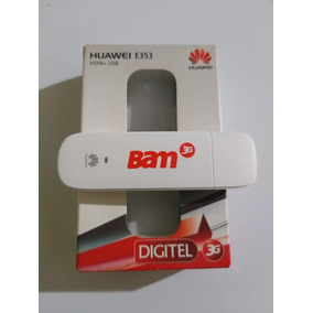 Modem Pendrive Bam Digitel Huawei E353 3g H+