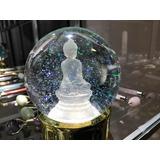 Esfera Cristal Con Buda.