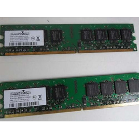 Memória Ram Markvision Ddr2 2gb 800mhz (unidade)