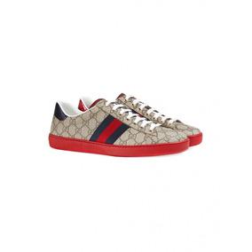 Bogotá D.C. · Zapatos Tenis Gucci Ace Supreme Originales cc94a0b8c5f
