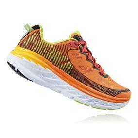 Tenis Hoka One One Bondi 5 Correr Maraton Clifton Arahi