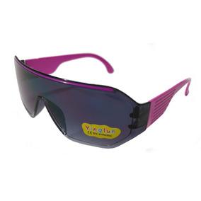 94836077a6334 Oculos Espelhado Rosa Barato Quadrado De Sol - Óculos no Mercado ...