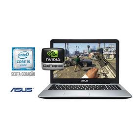 Asus X555ub Core I5 | 8gb | 1tb | Geforce 940m | Tela 15,6