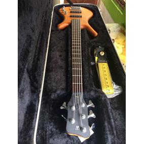 Warwick Corvette Basic Active 5-string Vendo O Cambio Fender