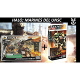 Megabloks Halo. Pack Marines Del Unsc ( 2 Sets )