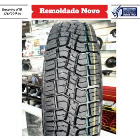 Pneu 175/70 R14 Remold Modelo Pirelli Scorpion Atr