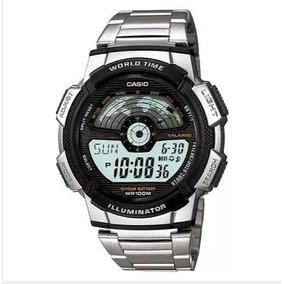 475fdd04a56 Relogio Casio Com Mapa Mundi - Relógio Casio no Mercado Livre Brasil