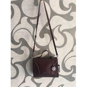 Bolsa Guess Guinda Original (no Coach, Michael Kors, Gucci)