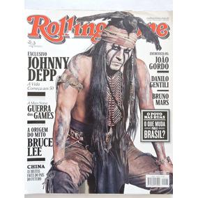 Revista Rolling Stone N 82-jonny Deep,katy Pary,bruce Lee