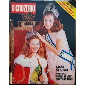 Revista O Cruzeiro - 10 De Julho De 1969 - Miss Vera Fischer
