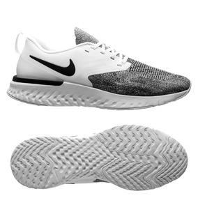 a7cf80488f470 Tenis Nikes Clon Hombres Correr - Tenis Running Nike Blanco en ...