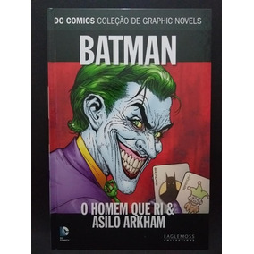 Batman: O Homem Que Ri & Asilo Arkham - Graphic Novels