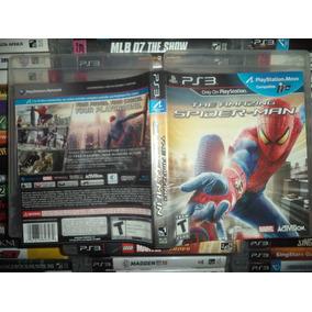 The Amazing Spider-man Ps3 Homen Aranha Midia Fisica