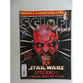 Sci Fi News Ano 2 Nº 22! Junho 1999!