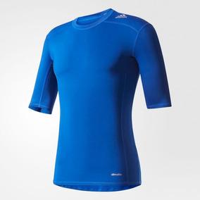 Playera adidas Tech Fit Base Aj4971 Training - L -