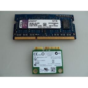 Memoria Ddr3 De 2gb Kingston Y Wifi Lapto Combo