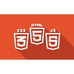 Curso De Html 5 Com Css E Java Script