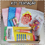 Kit Feltros Estampados Santa Fé - Kit Feltro + Recortes