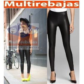 Levantacola Colombianas Leggins Tipo Cuero Y Estampada - Mujer ... 931a0f555209