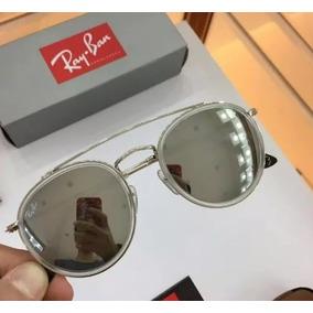 9f1103ea28b94 Oculos Rayban Round Bridge Double - Óculos no Mercado Livre Brasil