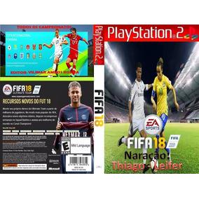 83349e431d Jogos De Ps2 Futebol - Games no Mercado Livre Brasil