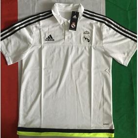 402159b2dbc2e Playera Tipo Polo Real Madrid en Mercado Libre México