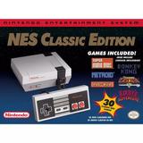 Bundle Nes Y Super Nintendo, Classic Edition