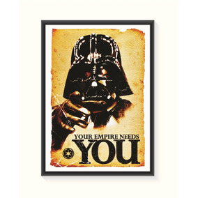 Pôster Darth Vader - Médio