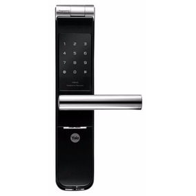 Fechadura Biometrica Yale Ymf 40 E Digital
