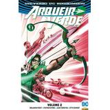 Arqueiro Verde Renascimento 2 Panini Comics Novo Lacrado