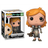 Funko Pop Warrior Summer 341 Rick And Morty - Ronin Store
