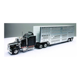 Trailer Kenworth W900 Ganadero 1:43 - New Ray Escala