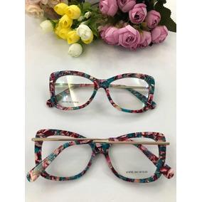 2ebdac8ef66d6 Armacao De Oculos De Grau De Marcas Famosas Femininas - Óculos Azul ...