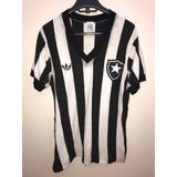 Camisa Do Botafogo Antiga Anos 70 80 adidas Nº9 Raridade d8611db33bca3