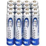 Pila Bateria Recargable Bty Aaa 1000mah 1.2v
