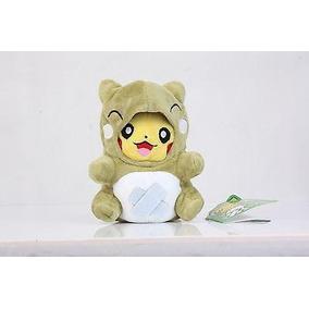 Centro Pokemon Peluche Peluche Pikachu Whimscott Sustit-7249