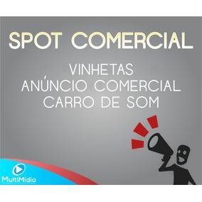 Spot Comercial Vinhetas Locutor Profissional Super Oferta