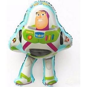 5 Balões Toy Story Buzz (menor Preço)