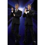 James Bond 007 Did Roger Moore Wild Toys Pierce Brosnan