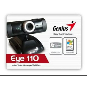 Camara Webcam Genius Eye 110