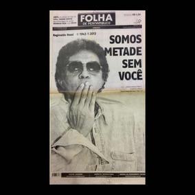 Reginaldo Rossi Jornal Folha Pe Edição 21/12/2013