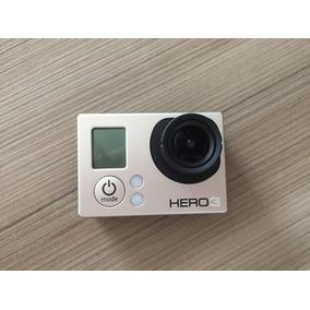 Gopro Hero 3 White + Acessórios