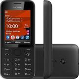Celular Nokia 208 Asha-02 Chip,3,5g,desblq,novo Nacaixa,br