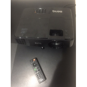 Projetor Benq Mx522p Com Blu-ray, 3000 Ansi Lumens, Hdmi