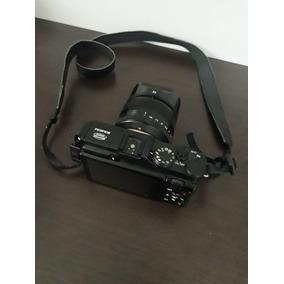Câmera Digital Fujifilm X-m1 C/ Lente Xf 35mm F 1.4 R