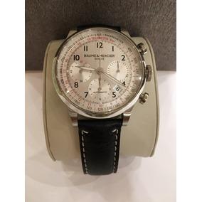 Baume & Mercier Capeland Chronograph 42mm Novo